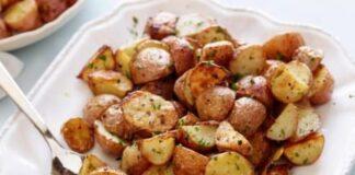 различни картофи